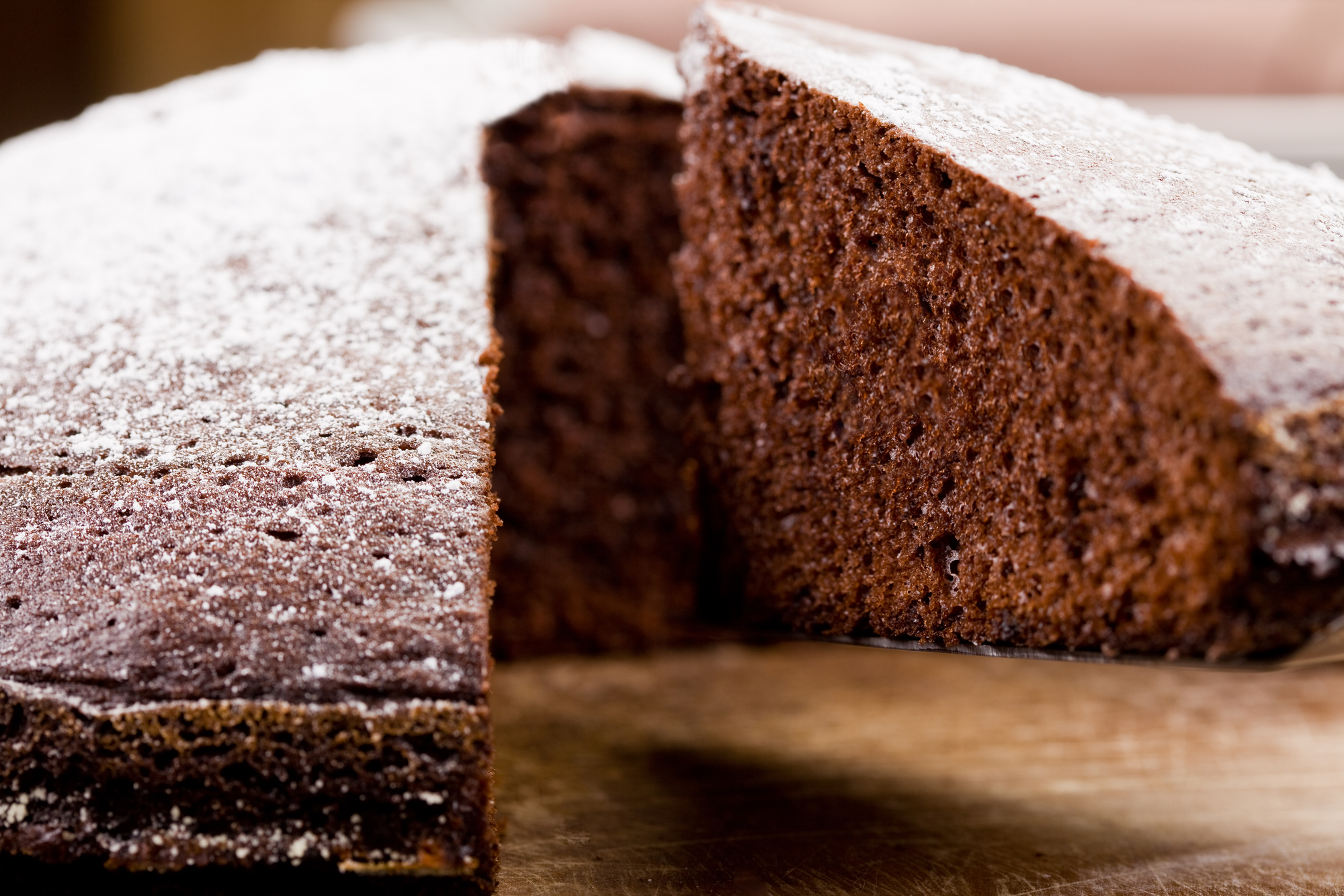 Lahodný čokoládový dort recept