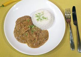 Kuřecí korma s kari recept