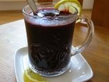 Teplý borůvkový nápoj recept