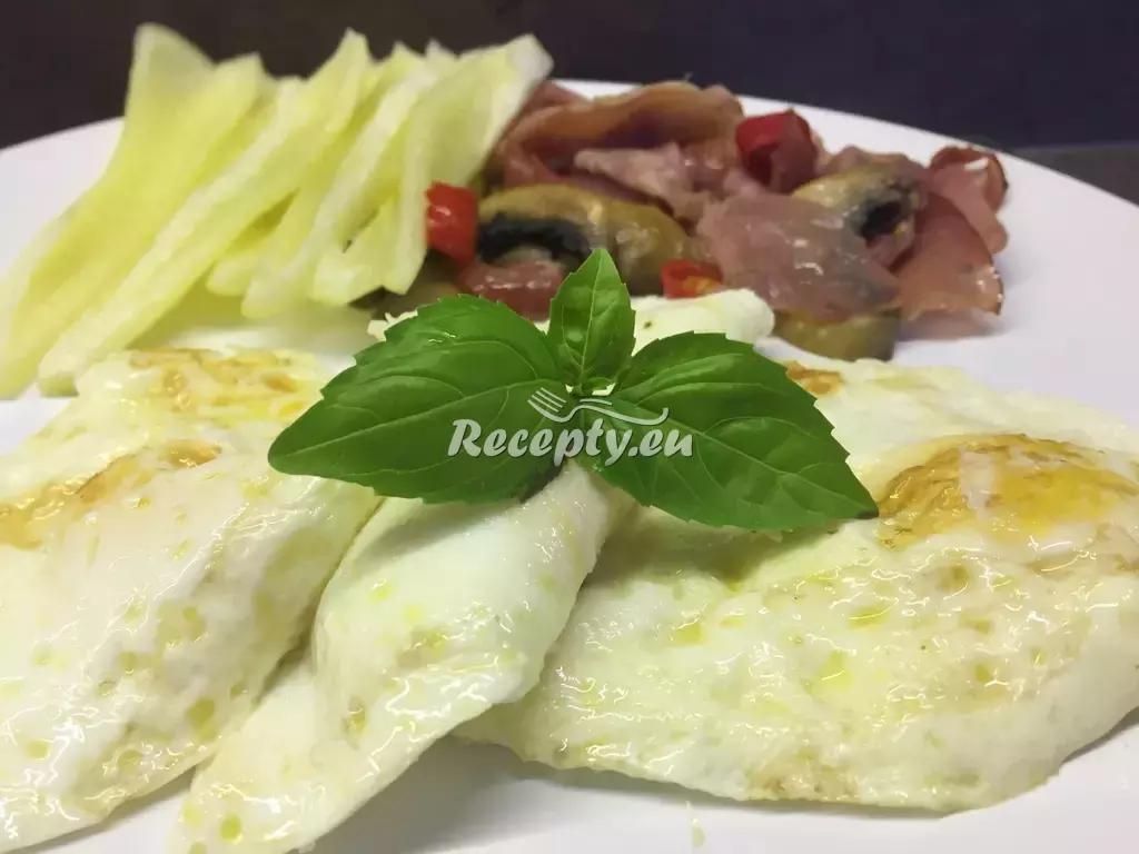 Sedlácká snídaně recept  předkrmy, snídaně