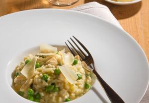 Luigiho zeleninové rizoto na italský způsob