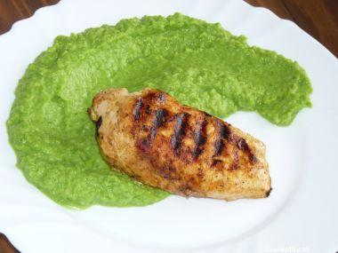 Zelené pyré