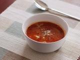 Rajčatová polévka s těstovinami recept
