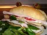 Žabákův sendvič recept