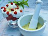 Mátovo  meduňkový cukr recept