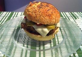 Bulka na hamburger Burger Buns recept