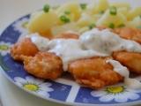 Kuřecí kousky v sýrovém těstíčku recept