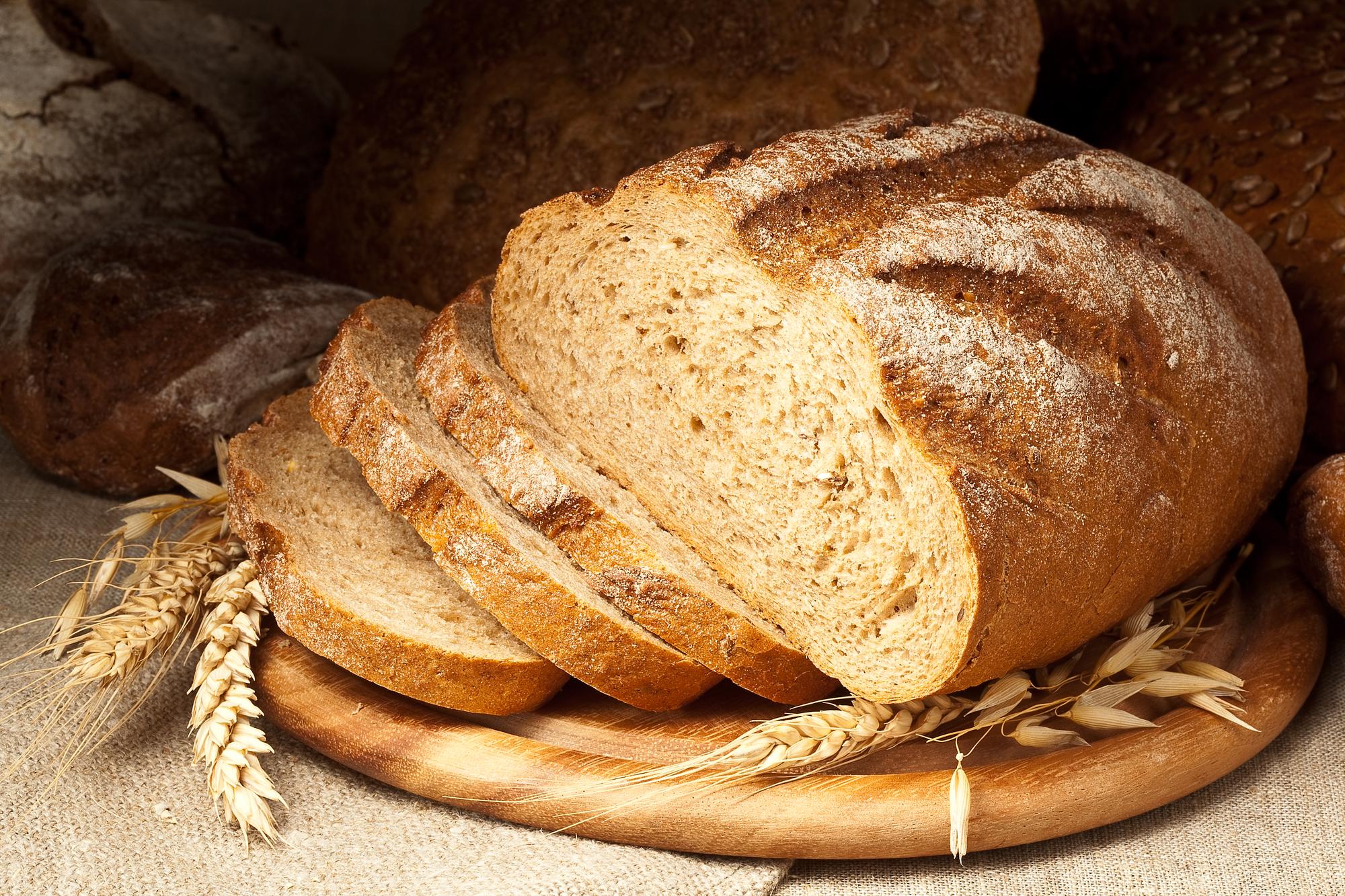Výborný domácí chléb recept