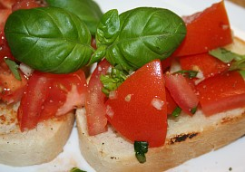 Italské bagetky recept