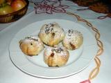 Jablkové uzlíky recept