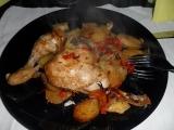 Alobalové kuřátko recept