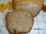 Tříhrnkový chleba recept