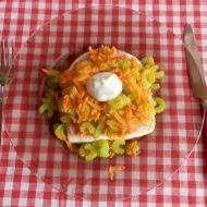 Sýr se zeleninou recept