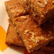 Jablkový koláč s mandlemi recept