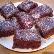 Kakaovo-kefírová buchta recept