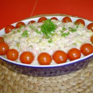 Pochoutkový bramborový salát recept
