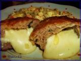 Plněné gyrosové bochánky z mletého masa recept
