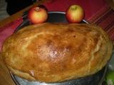 Domácí chlebíček s česnekem a zakysanou smetanou recept ...