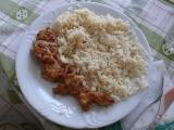 Vykoštěná kuřecí stehýnka s rýží recept