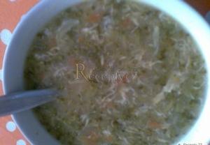 Brokolicová polévka II.