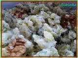 Bramborový salát s oříšky a koprem recept