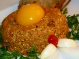 Zeleninový tatarák Jany Remkové recept