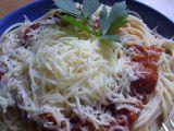 Špagety z Florencie recept