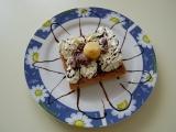 Jablečné vafle recept