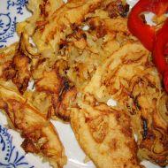 Cibulová omeleta našeho tatínka recept