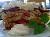 Studený řez s jahodami aneb Ivanino jahodové Tiramisu recept ...
