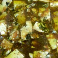 Citrusový salátový dresink recept