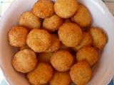 Smažené bramborové polštářky se zelím recept