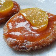 Bramborové placky s kyselkavým džemem recept