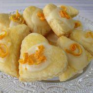 Snadné pomerančové cukroví recept