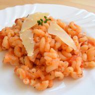 Těstoviny s rajčaty a parmazánem recept