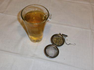 Hlasivkový čaj