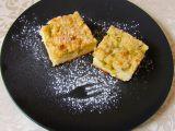 Rebarborový jednoduchý koláč recept