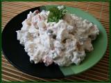 Rybí salát z pangase II. recept