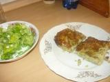 Zapečená brokolice s krůtím masem recept