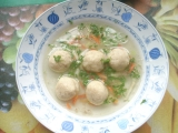 Morkové knedlíčky do polévky recept