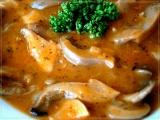Dršťková polévka z hlívy recept