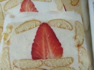 Piškotový chlebíček