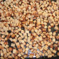Chlebové krutony recept