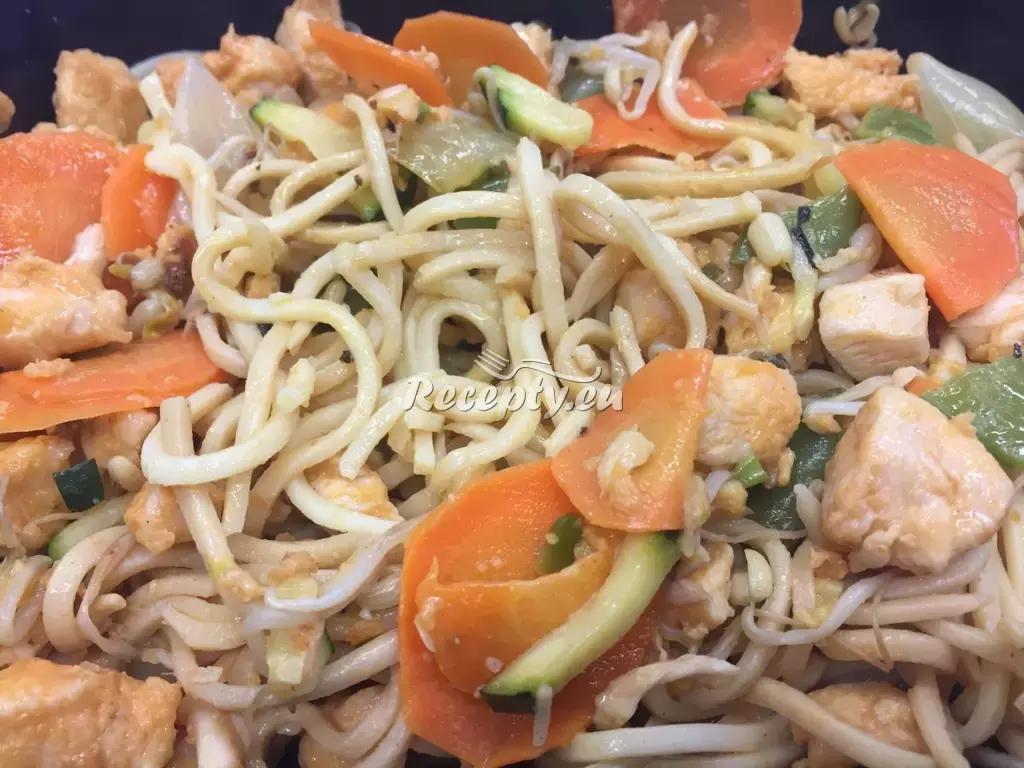 Petrova kuřecí čína recept  drůbeží maso