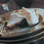 Úžasný čokoládový koláč recept
