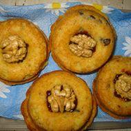 Jablečné mufiny recept