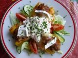 Plněné brambory mletým masem a hermelínem recept  TopRecepty ...