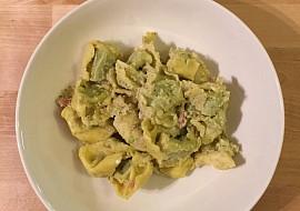 Tortellini se smetanovo-sýrovou omáčkou à la Genovese recept ...