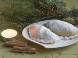 Škeble s ořechovou náplní recept