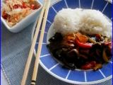 Kachní srdce se zeleninovou směsí s nádechem Asie recept ...